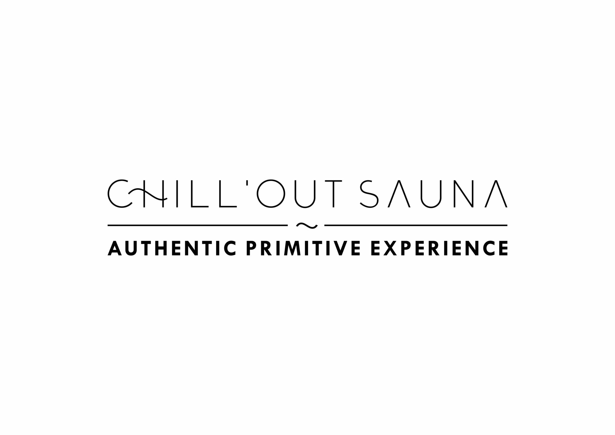 Chill Out Logo - Curves